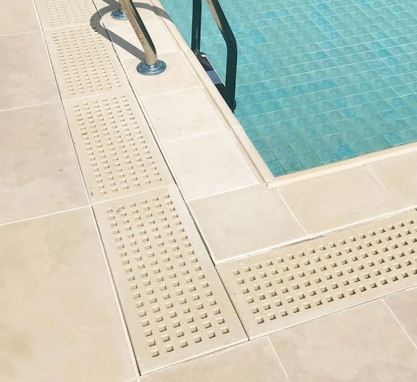 Swimming pool installations